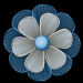 Netzblblauw